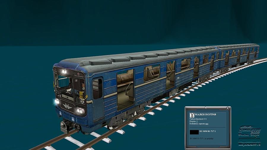 Новая кабина метро для trainz simulator 2012 версии 3. 7 youtube.